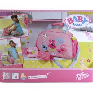 Комплект за преповиване с чанта Baby Born