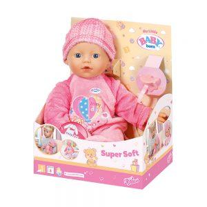 Моята малка кукла с меко тяло Baby Born