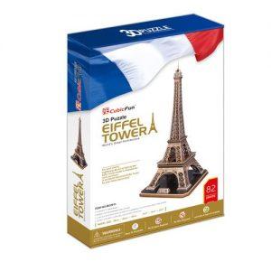 Пъзел 3D CobicFun Eiffel Tower 82 части