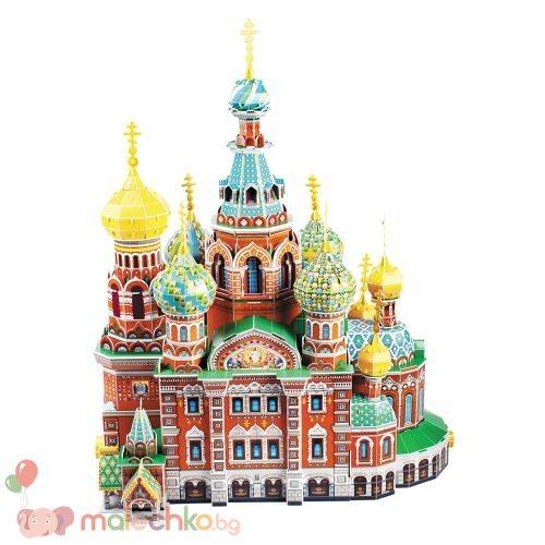 Пъзел 3D CobicFun The Church Of The Savior