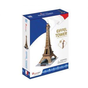 Пъзел 3D CubicFun Eiffel Tower