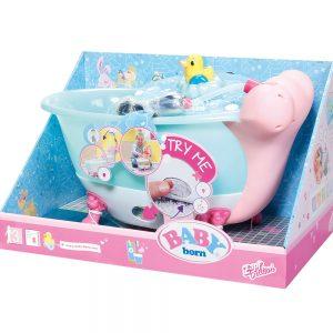 Забавления в банята Вана Baby Born